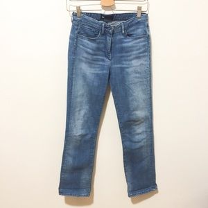3X1 New York Straight Leg boyfriend jeans